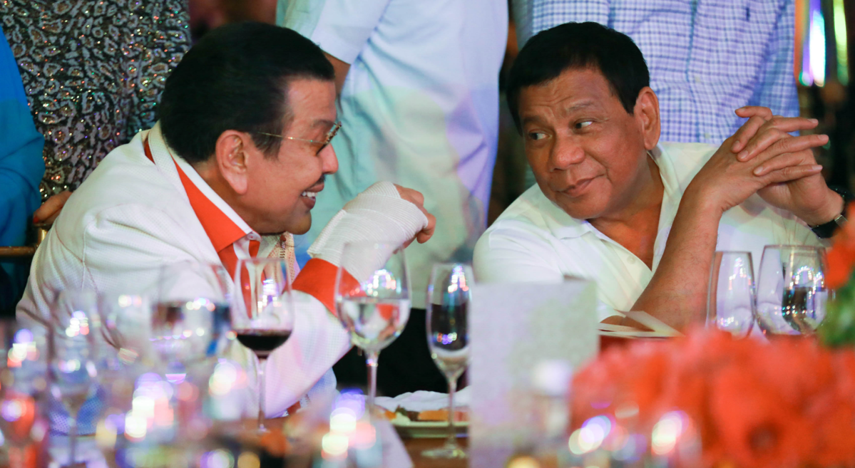 Why Duterte's anti-corruption efforts are destined to fail
