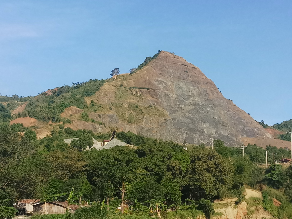 Is there an ancient pyramid in the Philippines?